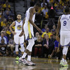 Warriors come out on top against Rockets despite losing Durant to injury