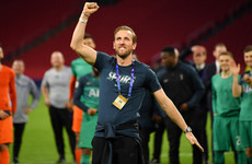 Harry Kane hoping to be fit for Champions League final against Liverpool