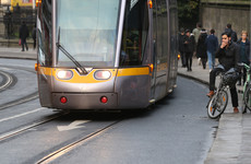 'Heavy delays' to Luas red line services due to issue with overhead wires this morning