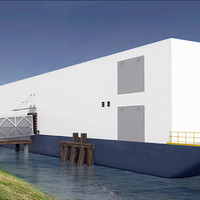 Limerick's floating data centre is facing a delay on the back of appeals to planning permission