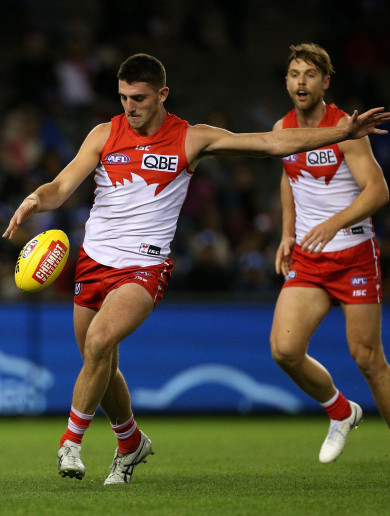 Tipperary's O'Riordan recalled by Sydney Swans while Hanley and Tuohy return to starting sides in AFL