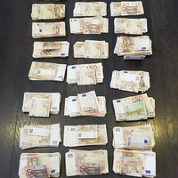Watches, mobile phones and €28,000 in cash all seized by gardaí