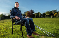 'Sometimes my heart starts racing' - Former Cork minor hurler embracing memories of a spinal cord injury