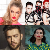 Quiz: Who are these acts representing at this year's Eurovision?