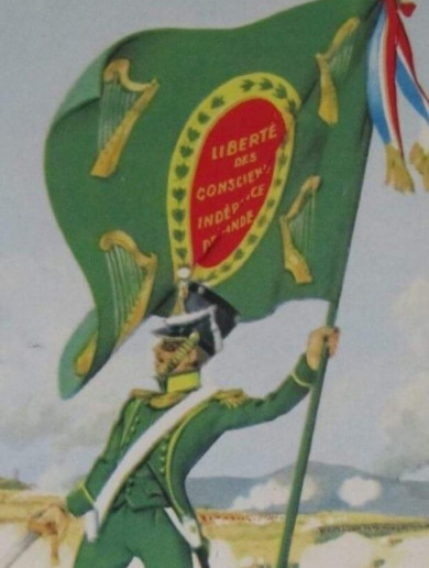 Irish author uncovers the story of Napoleon's 'forgotten' Irish Legion