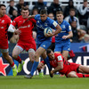 How did you rate Leinster as they were dethroned by Sarries?