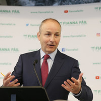 Micheál Martin says some people on the doorsteps are calling on him to pull the plug on this government