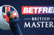 World number 837 stuns the British Masters with new course record