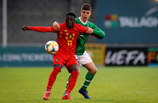 'He plays like a man at times' - The 16-year-old winger who lit up Tallaght