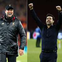 English dominance clear as Premier League quartet contest European football's two major finals