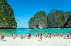 Iconic Thailand bay from film The Beach to close until 2021