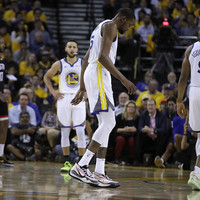 Warriors' title bid takes major hit as 'best player in the NBA' ruled out of Rockets series
