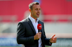 Tommy Bowe's big job offer, The Peter Crouch final and more Tweets of the Week