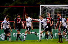 Dundalk return to top of the table with victory over Bohemians