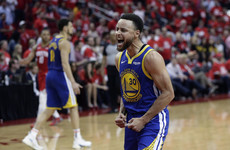 Curry steps up for injured Durant to help Warriors power into fifth sucessive Conference finals