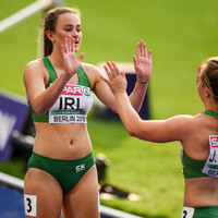 Irish sprint relay team again show all their potential in Yokohama