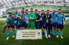 Ex-Cork City striker on target as Avondale seal seventh FAI Intermediate Cup crown in 14 years