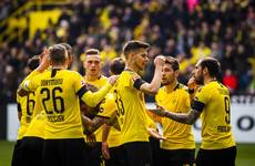 Borussia Dortmund take Bundesliga title race to final day as Bayern Munich held