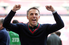 Joy for Man Utd legends as Class of 92'-backed Salford City earn promotion to Football League