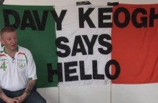 14 days to Euro 2012: The man behind the flag