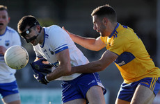 Clare hold firm at the death to survive valiant Waterford fightback