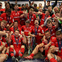 'They're big, big men. Very big men' - Saracens' power comes to the fore