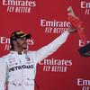 Hamilton wins in Spain to take championship lead