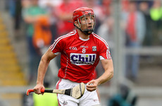 Back injury ruled out Cork midfielder just before throw-in of Munster opener