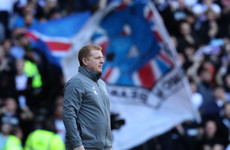 Neil Lennon confident Rangers loss won't affect his Celtic future