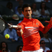 Djokovic overpowers Tsitsipas for first clay title in three years in Spain