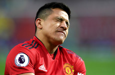 'I have always been professional' - Alexis Sanchez apologises to Man United fans after dismal season