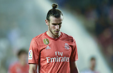 'It is very clear what I have done with Bale' – Zidane