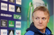True blue: Schmidt underlines commitment to Leinster