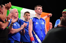 Irish youngster McKenna to have 8th professional fight in California next month