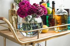 Style shake-up: 6 beautiful bar carts that'll cause a stir in any living room