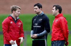 Van Graan sad that 'brilliant Munster men' Jones and Flannery are leaving