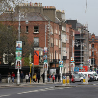 101 problems: Election posters blocking traffic signals and obstructing paths in Dublin