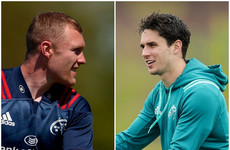 'They've been brilliant' - Earls and Carbery returns huge for Munster