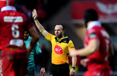 Scottish ref Adamson to take charge of Leinster-Munster at sold-out RDS
