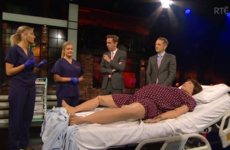 RTÉ received 31 complaints about a mannequin giving birth on the Late Late Show