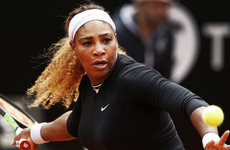 Injured Serena withdraws in Rome ahead of Williams sisters clash