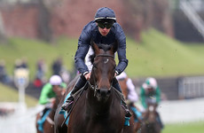 Donn McClean: O'Brien's Sir Dragonet gives plenty to ponder as Derby looms