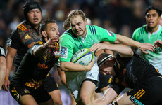 Ulster confirm signing of Kiwi back Matt Faddes from Highlanders