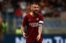 Roma's 'beating heart' moving on after 18 years