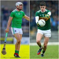 Limerick and Kerry forwards honoured with opening GAA Player of the Month awards for 2019