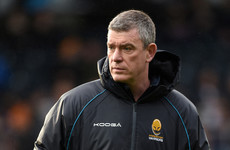 Dean Ryan departs RFU to take up DOR role with Dragons