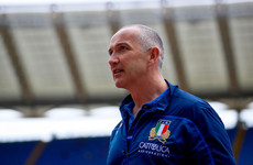 Italy deny Cheetahs claim that Smith will succeed Conor O'Shea after World Cup