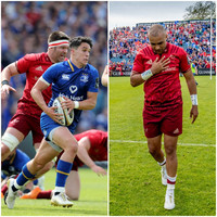 Leinster v Munster at the RDS a different story to this time last year