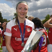 Ireland defender pledges future to Arsenal and re-signs with league champions