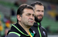 IRFU performance director David Nucifora set to sign new contract up to four years